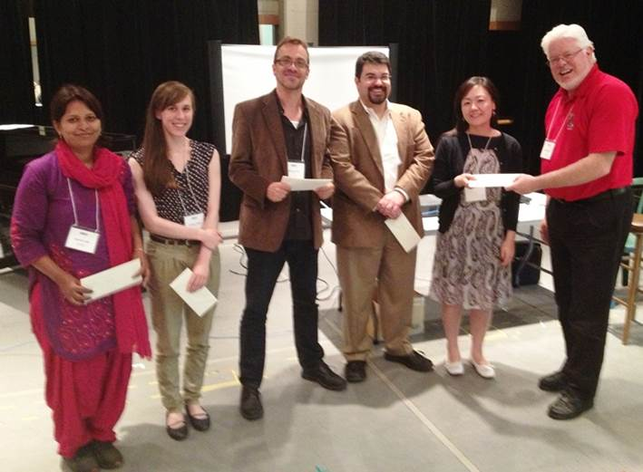 Grant Winners 2013 Symposium (25%)