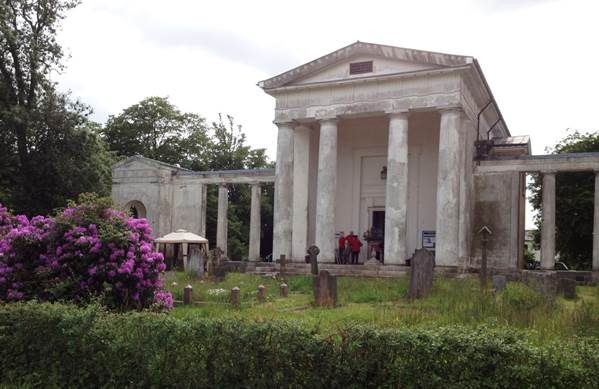 Palladian Church in Ayot-crop