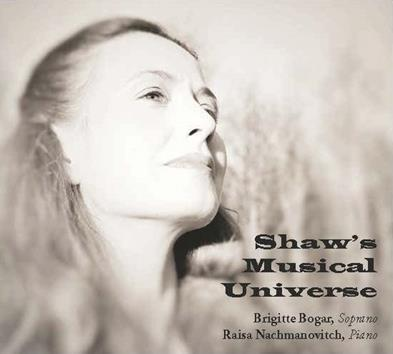 Shaw's Musical Universe - Cover