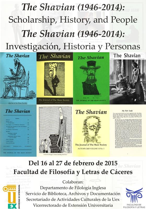 The Shavian Exhibit in Spain